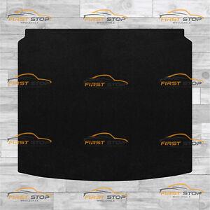 MG MG5 EV Estate Fully Tailored Carpet Car Boot Mat Black