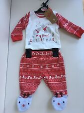 'My First Christmas' baby outfit for up to 1 month ⭐️BNWT⭐️