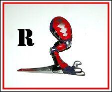 Power Rangers Dinothunder _ Red Raptor Rider _ ** Right Raptor Leg **