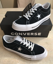 CONVERSE ONE STAR OX NOIRES - POINTURE : 35,5