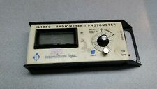 International Light IL1350 Radiometer/ Photometer w/ Range Display Sensor