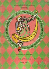 Knebworth 1976 Tour Concert Program ROLLING STONES Lynyrd Skynyrd