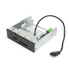 """HP 14-in-1 Media Card Reader Fronteinschub Einbaurahmen 5,25"""" 698661-002"""