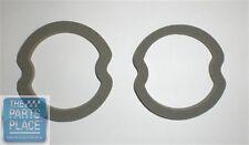 1964-68 Pontiac / Oldsmobile Backup Light Lens Gaskets - Pair