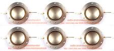 6PCS/LOT Replacement Diaphragm for Peavey 22XT 22XT+ 22A RX22, SP2 SP4 SP-4X