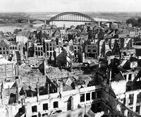"Nijmegen, Holland after German Bombing 8""x 10"" World War II WW2 Photo 514"