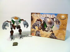 LEGO BIONICLE 'PAHRAK-KAL' #8577 ORIGINAL MANUAL & MASK 100% COMPLETE GUARANTEE