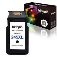 1 PK PG-245XL Black Ink for Canon MG2922 MG2520 MG2522 MG2920 MG3022 Pixma MX490