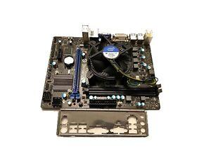 MSI H61M-P31/W8 MS-7788 LGA1155 mATX Motherboard + i3 2100 processor