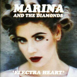 Marina and the Diamonds - Electra Heart [New CD]
