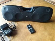Logitech Rechargeable S715i Portable 30-pin Ipod/iphone Speaker Dock EXCELLENT