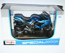Maisto-Kawasaki Ninja zx-14r Moto-Modelo Escala 1:18