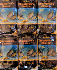 6 Kg Grundfutter Lockfutter Browning Champion´s Choice Big Fish für Karpfen