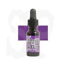 Tim Holtz Distress Ink Reinker Refill WILTED VIOLET Purple Grape