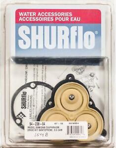 SHURflo 2088-422-444 Pump Parts Diaphram Drive Kit 94-238-04, 9423804 2088/2095
