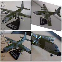 Lockheed C-130 H Hercules Metall 1:144  DieCast Militärisches Transportflugzeug