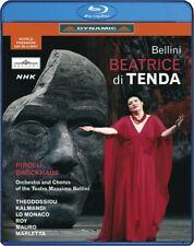 Beatrice Di Tenda: Teatro Massimo Bellini (Pirolli) DVD (2013) Henning