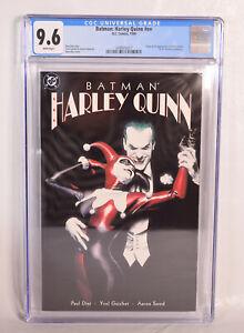 Batman Harley Quinn 1 DC 1999 CGC 9.6 Paul Dini Alex Ross Joker 1st Print