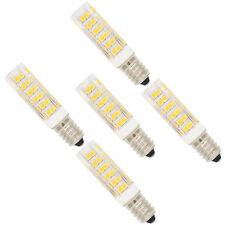 5X E14 Dimmbar LED Lampe Birne Leuchtmittel 3000K Warmweiß 7W mit 76 SMD 2835