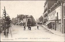 St NAZAIRE (44) - Rue de Méan et rue de Nantes prolongée