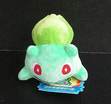 Pokemon Plush Toy Bulbasaur Doll Deformed Pokemon Center 13 cm