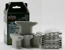 NEW KATO UNITRACK 23-019 DOUBLE TRACK PIER 50MM 6PCS