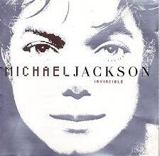 CD 16T MICHAEL JACKSON INVINCIBLE 2001 TBE