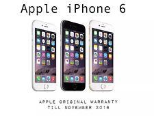 Apple iPhone 6 Gris Espacial 32 GB Desbloqueado Apple GARANTÍA HASTA NOV 2018 Condicion
