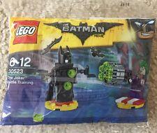 Lego 30523 Batman Movie - The Joker Battle Training Polybag Minifigure