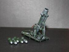 1/6 scaleDragon WWII Custom German Mortar & Ammo
