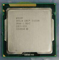 Intel Core i5-2500K 3.30GHz/6M/5 GT/s Quad Core Sandy Bridge Socket 1155 SR008