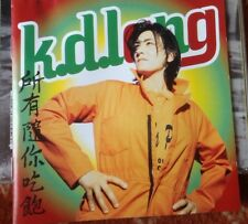 Cd kd Lang all you can eat k.d. Lang 80s 90s country pop