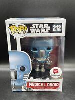 Funko 2-1B MEDICAL DROID #212 POP! Exclusive STAR WARS Bobble-Head Vinyl Figure
