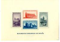 Sellos de España 1938 nº 847 Monumentos Históricos Nuevo ref. 01