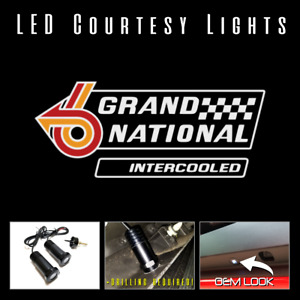 Lumenz 100962 LED Logo Lights Ghost Shadow for Buick Regal Grand National