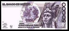 Banco de Mexico 50,000 Pesos 20-DIC-1990 Series HE, P-93b. UNC. C6935349