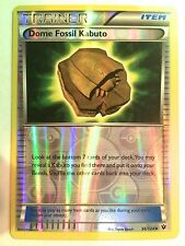 Dôme Fossil Kabuto 96/124 Pokemon TCG XY Fates Collide Simple Carte
