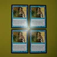 Mind Games x4 - Stronghold - Magic the Gathering MTG 4x Playset