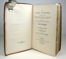 TREATISE ON HYDROSTATICS AND PNEUMATICS, The Cabinet Cyclopaedia 1831, Lardner