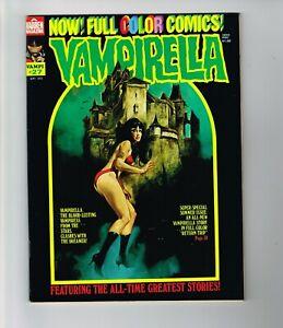 VAMPIRELLA #26 WARREN 1973 HORROR COMIC MAG MONSTERS MAROTO DUBAY 1974 ANNUAL