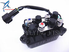 61A-81950-00-00 Boat Motor Relay Assy for Yamaha 25hp - 250hp ET PPT, 3 Pins