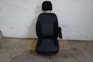 Vauxhall Vivaro B 2014 - 2019 X82 Drivers Seat - Small Tear Armrest Stuck