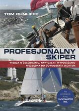 Profesjonalny skiper - Cunliffe Tom