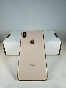 Apple iPhone XS Max - 64GB - Gold (AT&T) (Cricket) A1921 (CDMA + GSM)
