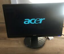 "Acer P195HQ 18.5"" Widescreen LED Monitor, VGA"
