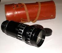 Tair-33 4.5/300mm USSR Soviet lens Medium Format Salut Salut-C Kiev-88