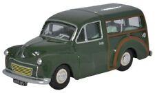 Oxford Diecast  Morris Minor Traveller Almond Green  Morris OO Scale (Suit HO)