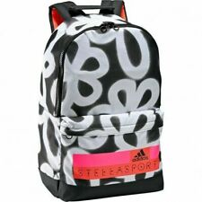 adidas Stellasport Az6391 Flower Backpack Women Training Bag Black/solar Pink