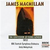 James MacMillan - Macmillan (The Confession of Isobel Gowdie, 1992)
