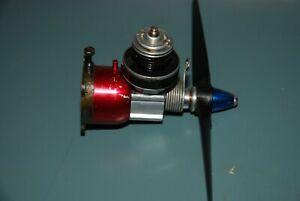 COX TEXACO .049 Glow Engine